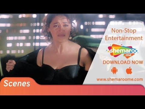 Madhuri Dixit Best Scenes from 90's Blockbuster film RAJA | Sanjay Kapoor | Happy Birthday Madhuri