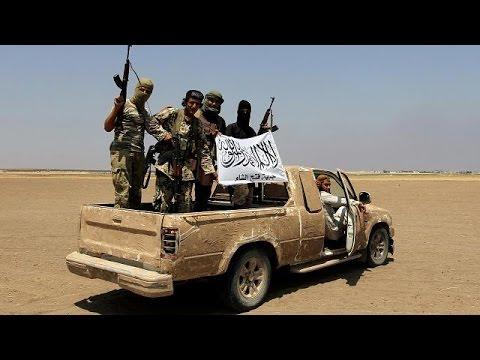 Συρία: Δεκάδες εξτρεμιστές νεκροί από αεροπορική επιδρομή