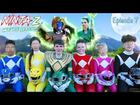 Power Rangers Ninja Z! Team up! Episode 7