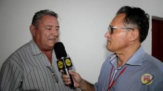 Vereador Chico Texeira parabeniza a realização do São Pedro em Cachoeira dos Índios