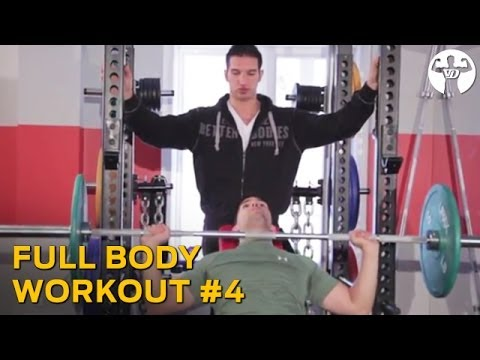 Full Body Workout #4 for Skinny Guys to Build Muscle