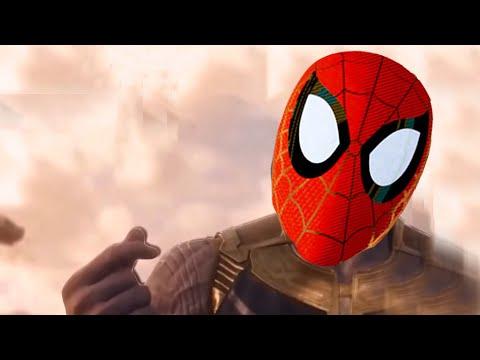 Spidey (Roxanne Arizona Zervas Spiderman Avengers Marvel MJ Parody)