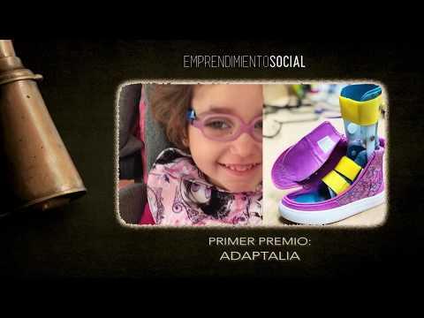 Adaptalia: primer galardonado I Premio de Emprendimiento Social La Noria