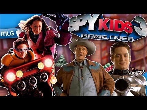 SPY KIDS 3D: A Cinematic Masterpiece - Diamondbolt