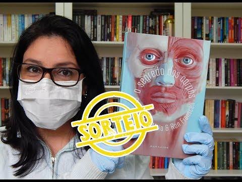 O Segredo dos Corpos - Vincent Di Maio (SORTEIO)   Ju Oliveira