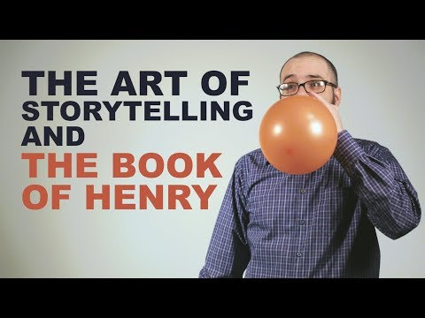 The Art Of Storytelling And The Book Of Henry
