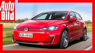 Zukunftsvision: Golf VIII (2019) by Auto Bild