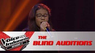 "Video Veva ""Good Enough"" | The Blind Auditions | The Voice Kids Indonesia Season 2 GTV 2017 MP3, 3GP, MP4, WEBM, AVI, FLV November 2017"
