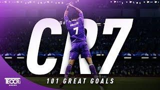 Video 101 Great Goals By Cristiano Ronaldo |HD MP3, 3GP, MP4, WEBM, AVI, FLV Maret 2019