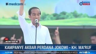 Video Jokowi: Hoaks Harus Dilawan, Jangan Diam! (Kampanye Akbar Perdana Jokowi-Ma'ruf) MP3, 3GP, MP4, WEBM, AVI, FLV Maret 2019