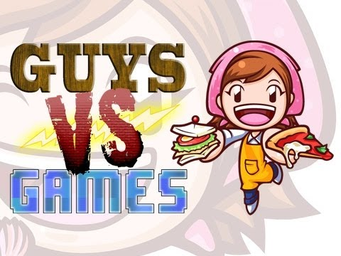 Cooking Mama Will Destroy Your Soul - Guys VS Games