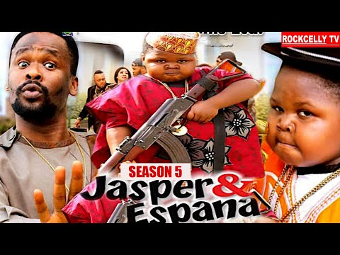 JASPER AND ESPANA (SEASON 5)  BLOCKBUSTER MOVIE - ZUBBY MICHEAL Latest 2020 Nollywood Movie || HD