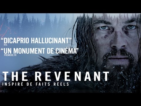 The Revenant - Bande annonce 2 (VO)
