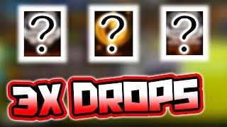 REVEALING ALL DROPS FROM RLCS 3X FARMING!! ( Rocket League Items )