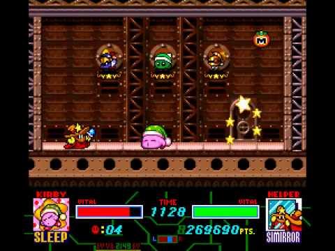 Kirby Super Star Super Nintendo