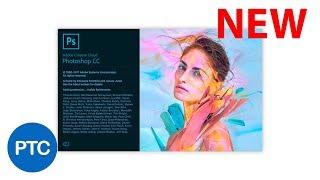 Photoshop CC 2018 Tutorials - What's NEW in Adobe Photoshop CC 2018
