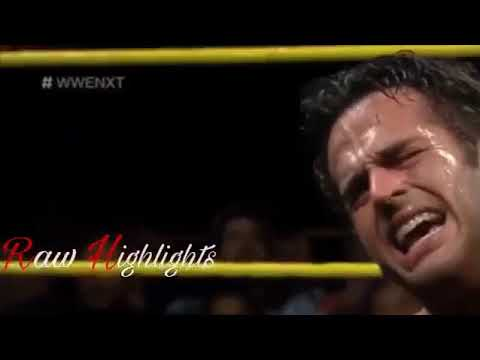 Wwe Nxt 31 August 2017 Bobby Roode Vs Roderick Strong No 1 Contender Match For Nxt Championship