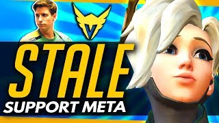 Overwatch   Another Mercy Meta? - How Her Importance Keeps the Support Meta STALE - LA Valiant Custa