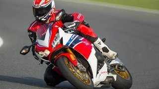 6. Honda CBR1000RR Fireblade SP 2014 launch review