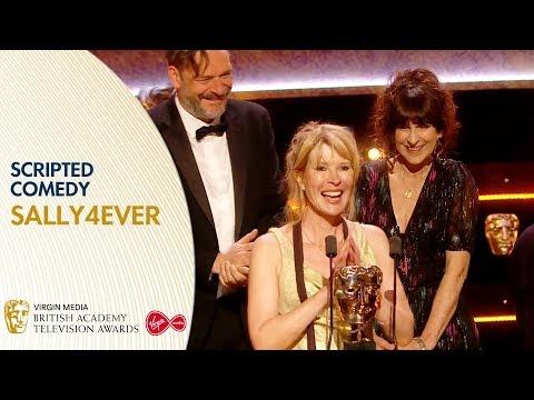 Sally4Ever Wins Scripted Comedy | BAFTA TV Awards 2019