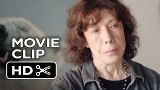 Grandma Movie CLIP - Who is it? (2015) - Lily Tomlin, Julie Garner Movie HD