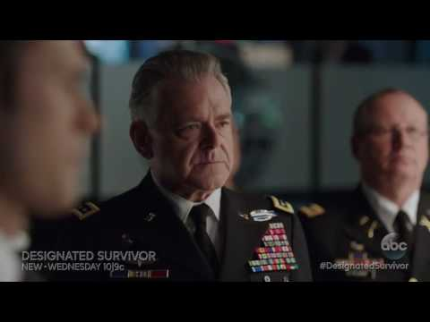 "Designated Survivor 1x04 Sneak Peek  Season 1 Episode 4 ""The Enemy"""