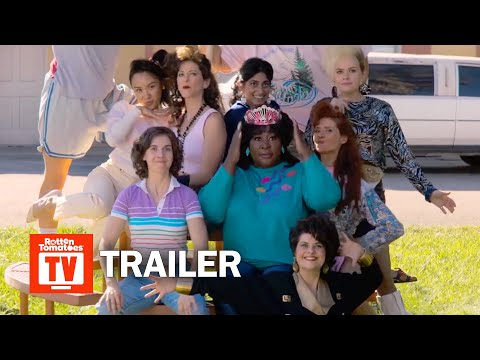 GLOW Season 2 Trailer | Rotten Tomatoes TV