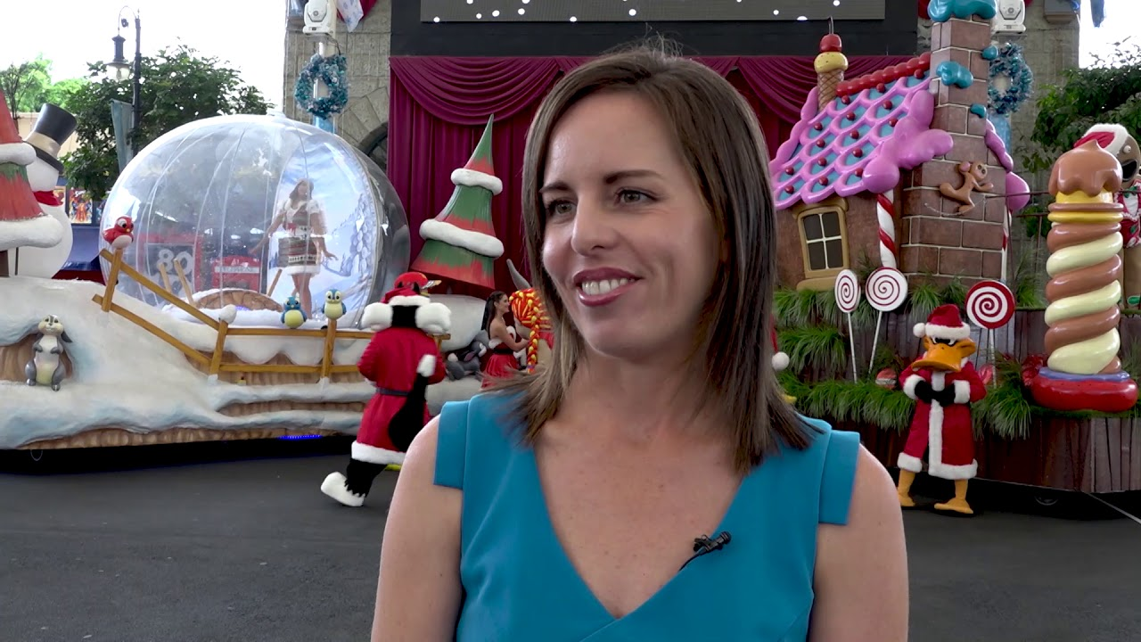 White Christmas at Warner Bros. Movie World is back! YouTube Video Preview