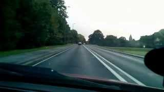 Farnham United Kingdom  City pictures : Driving Timelapse, Farnborough to Farnham uk
