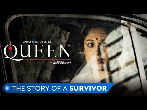 The story of a survivor | Queen | All episodes out 14th Dec | Dialogue Promo | MX Original Series