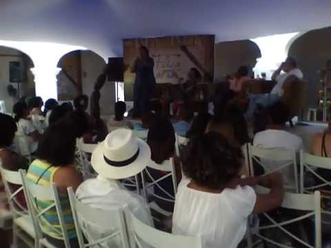 Festival Literário Internacional de Cachoeira - Bahia - FLICA 2011