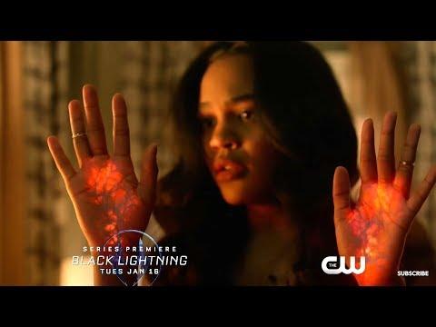 """Black Lightning 1x01 """"Family Fights back"""" Trailer Season 1 Episode 1"""