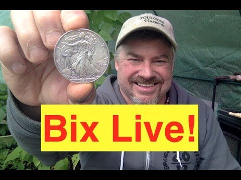 """Litecoin & Silver - """"Bix Live"""" from The Greenhouse! video"""