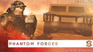 ROBLOX-Phantom Forces Livestream.