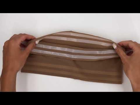 Ochranný pásik na stehná 510 Satin thigh band bandaletky - Gabriella
