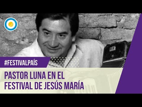 Festival Jesús María - Octava noche - Pastor Luna - 11-01-13