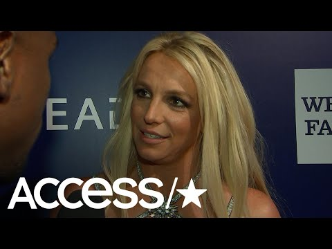 Britney Spears Gushes Over Ricky Martin & Talks The Legacy Of 'Baby One More Time' | Access
