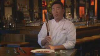 Chef Akira Back presents Yellowtail Restaurant at the Bellagio Hotel in Las Vegas