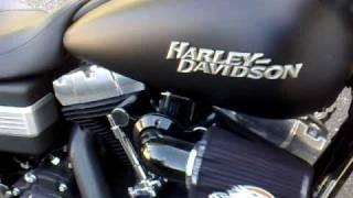 5. Harley Davidson 2010 FXDB Dyna Street Bob