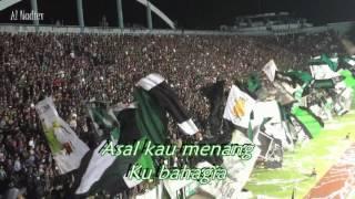 Terus Berlari - Brigata Curva Sud  || PSS Sleman Vs Madura United (01-04-2017)