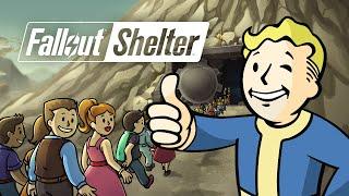 Видео обзор игры Fallout Shelter