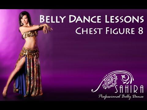 Танец живота от Сахиры. Обучающий урок онлайн.