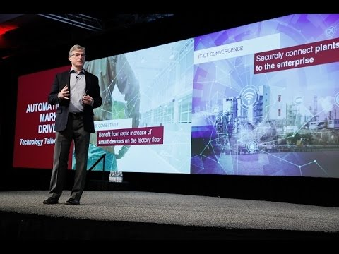 Blake Moret Keynote: Bringing The Connected Enterprise to Life