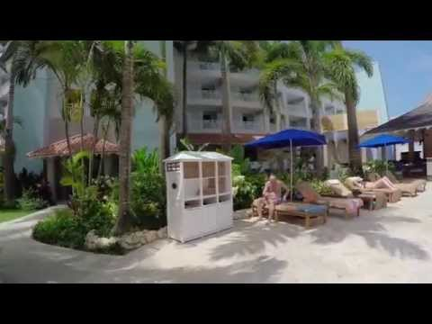 Sandals Barbados walking tour May 2015