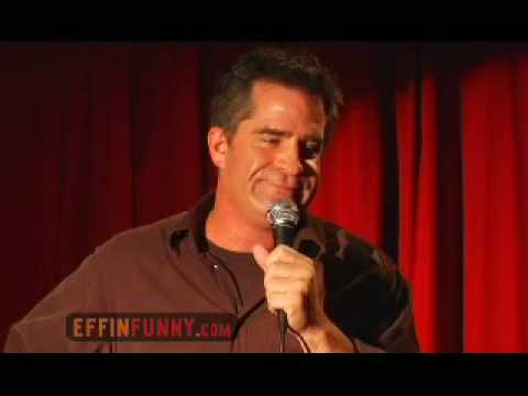 Todd Glass Effinfunny Stand Up - Sense of Direction