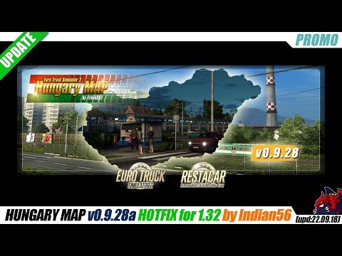 Hungary Map 0928a Hotfix & New AI by Indian56 - Upd. 23.09.18 1.32.x