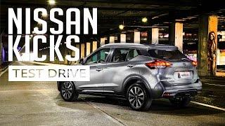 Nissan Kicks - Test Drive em 360º