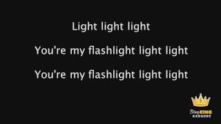 Jessie J - Flaslight  (Karaoke Version) Video