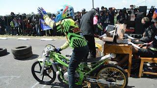 Video Drag bike free for All 650cc begini cara star Ilham cebonnk joky handal papan atas MP3, 3GP, MP4, WEBM, AVI, FLV Juli 2018