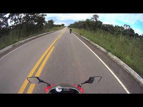 Passeio a Jaú do Tocantins (Parte 3 de 7) - Troca de motos! (Bonus!)